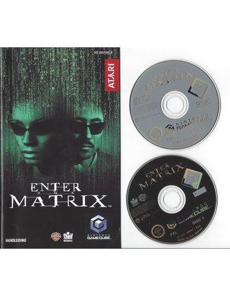 ENTER THE MATRIX voor Nintendo Gamecube