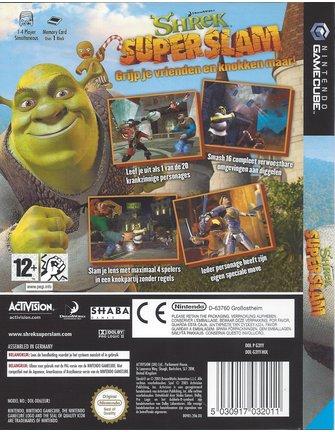 SHREK SUPER SLAM für Nintendo Gamecube