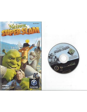 SHREK SUPER SLAM voor Nintendo Gamecube
