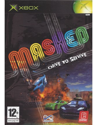 MASHED for Xbox