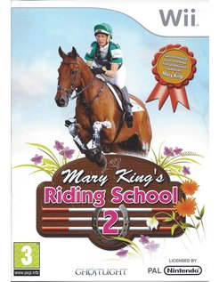 MARY KING'S RIDING SCHOOL 2 voor Nintendo Wii