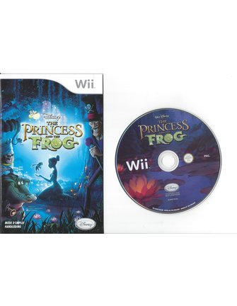 THE PRINCESS AND THE FROG für Nintendo Wii