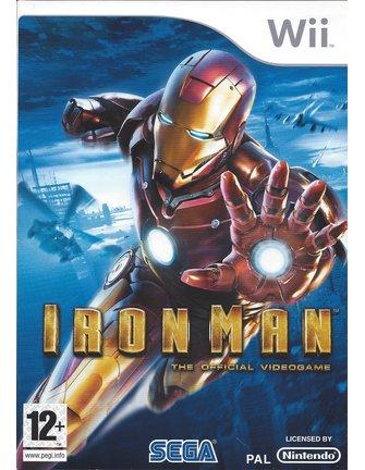 IRON MAN voor Nintendo Wii