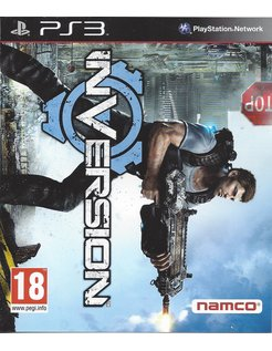 INVERSION voor Playstation 3 PS3
