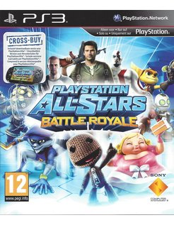 PLAYSTATION ALL-STARS BATTLE ROYALE voor Playstation 3