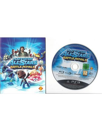 PLAYSTATION ALL-STARS BATTLE ROYALE for Playstation 3 PS3