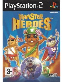 HAMSTER HEROES für Playstation 2