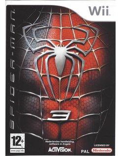SPIDER-MAN 3 voor Nintendo Wii