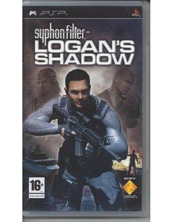 SYPHON FILTER LOGAN'S SHADOW voor PSP