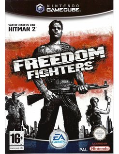 FREEDOM FIGHTERS voor Nintendo Gamecube