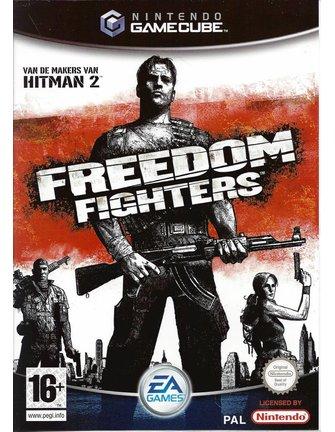 FREEDOM FIGHTERS voor Nintendo Gamecube