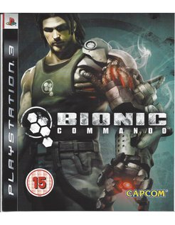 BIONIC COMMANDO für Playstation 3 PS3