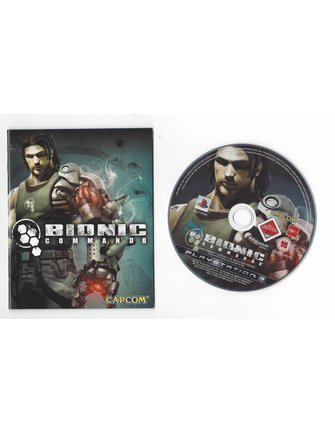 BIONIC COMMANDO voor Playstation 3 PS3