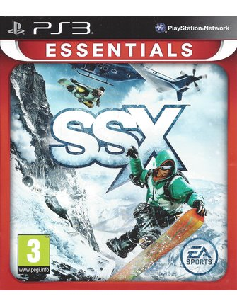 SSX for Playstation 3 PS3