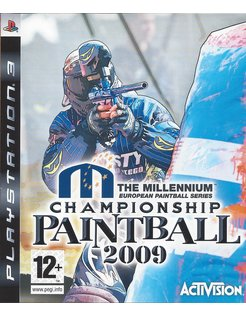 MILLENNIUM CHAMPIONSHIP PAINTBALL 2009 voor Playstation 3 PS3