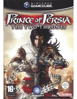 PRINCE OF PERSIA THE TWO THRONES for Nintendo Gamecube