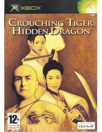 CROUCHING TIGER HIDDEN DRAGON für Xbox