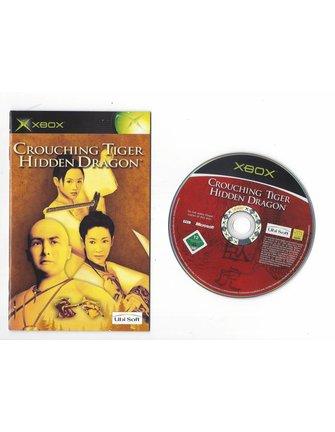 CROUCHING TIGER HIDDEN DRAGON voor Xbox