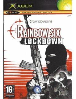 RAINBOW SIX LOCKDOWN voor Xbox