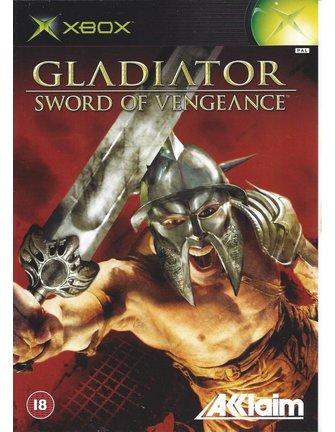 GLADIATOR SWORD OF VENGEANCE für Xbox