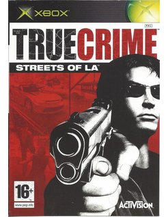 TRUE CRIME STREETS OF LA voor Xbox