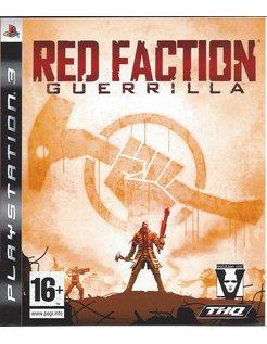 RED FACTION GUERRILLA voor Playstation 3