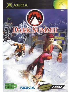 DARK SUMMIT voor Xbox