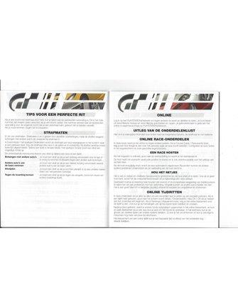GRAN TURISMO 5 PROLOGUE voor Playstation 3 PS3