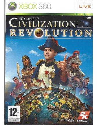 CIVILIZATION REVOLUTION for Xbox 360