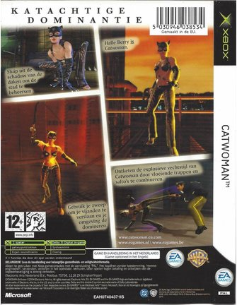 CATWOMAN für Xbox