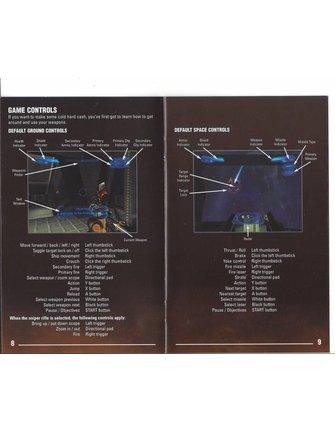 MACE GRIFFIN BOUNTY HUNTER voor Xbox