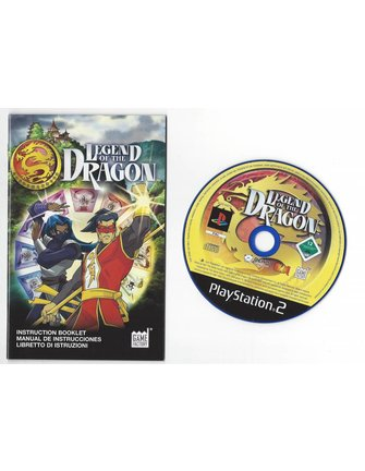 LEGEND OF THE DRAGON voor Playstation 2 PS2