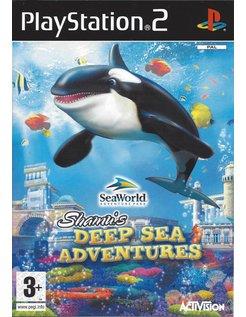 SHAMU'S DEEP SEA ADVENTURES for Playstation 2