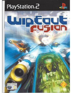 WIPEOUT FUSION für Playstation 2 PS2