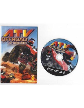 ATV OFFROAD voor Playstation 2 PS2