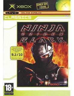 NINJA GAIDEN BLACK for Xbox