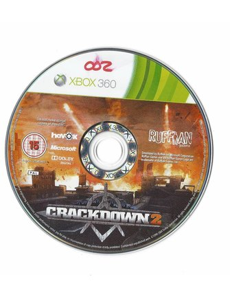 CRACKDOWN 2 für Xbox 360