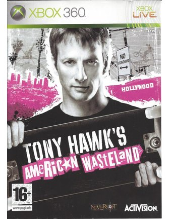 TONY HAWK'S AMERICAN WASTELAND for Xbox 360