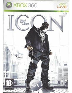 DEF JAM ICON for Xbox 360