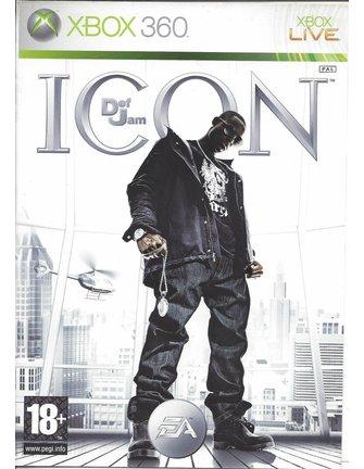 DEF JAM ICON voor Xbox 360