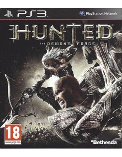 HUNTED THE DEMON'S FORGE for Playstation 3