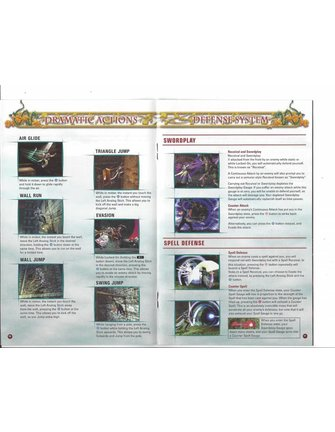 BUJINGAI SWORDMASTER voor Playstation 2 PS2