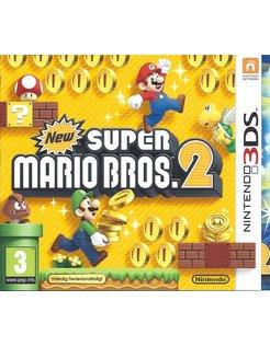 NEW SUPER MARIO BROS 2 voor Nintendo 3DS