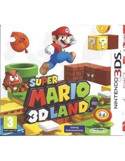 SUPER MARIO 3D LAND voor Nintendo 3DS