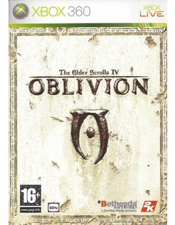 THE ELDER SCROLLS IV OBLIVION voor Xbox 360