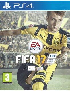 FIFA 17 voor Playstation 4 PS4