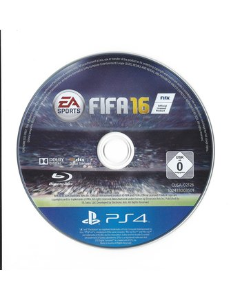 FIFA 16 voor Playstation 4 PS4