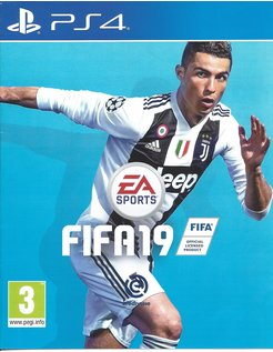 FIFA 19 for Playstation 4 PS4