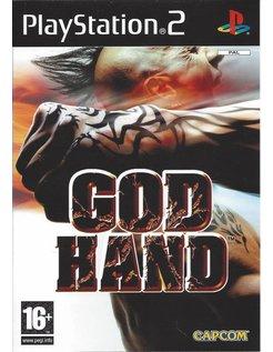 GOD HAND voor Playstation 2
