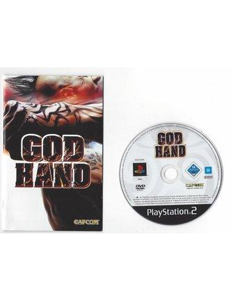 GOD HAND voor Playstation 2 PS2